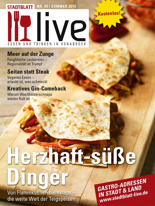 stadtblatt live sommer 2015 by bvw werbeagentur issuu. Black Bedroom Furniture Sets. Home Design Ideas