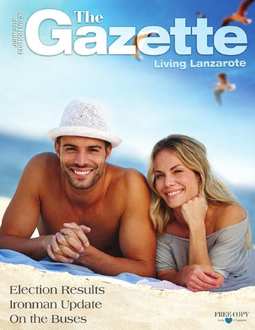 The Lanzarote Gazette june 2015