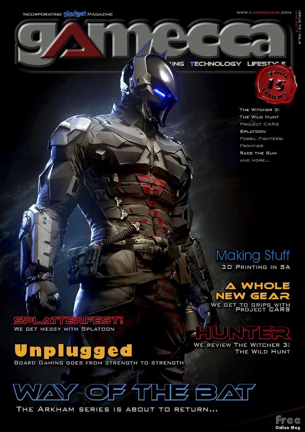 Gamecca Magazine June 2015 by Gamecca Magazine - issuu