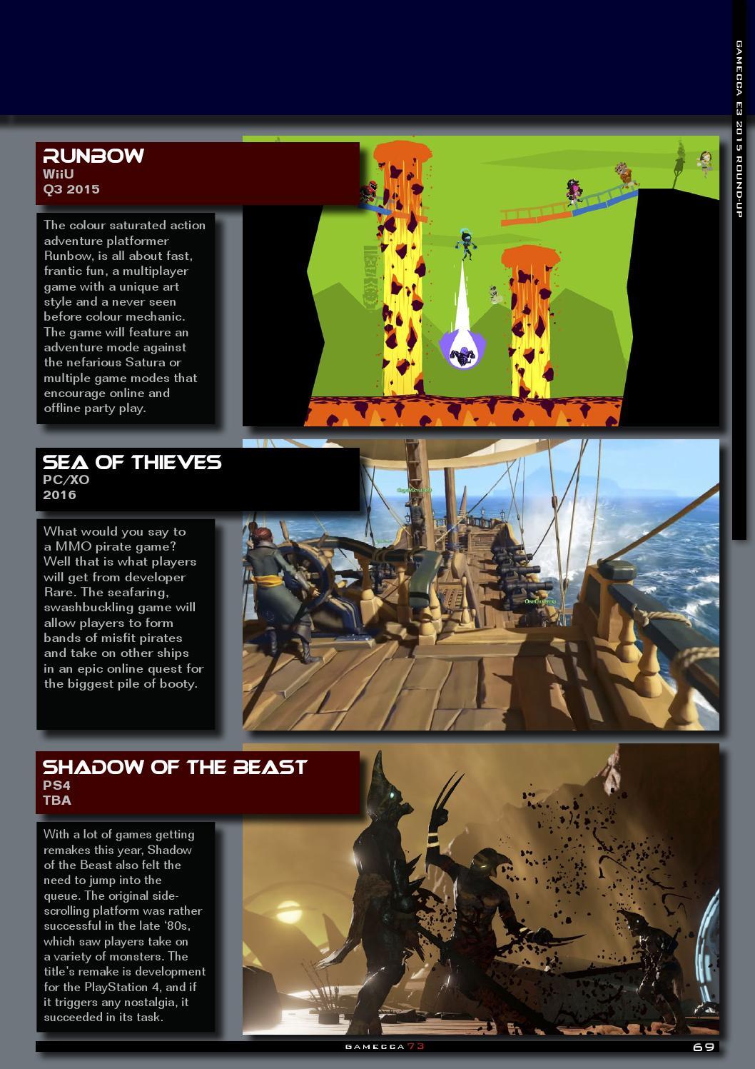 Gamecca Magazine July 2015 by Gamecca Magazine - issuu
