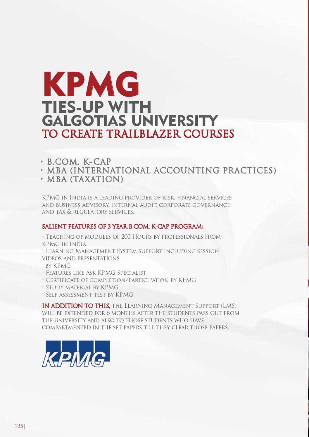Galgotias University - Admission Prospectus 2015-16 by Galgotias