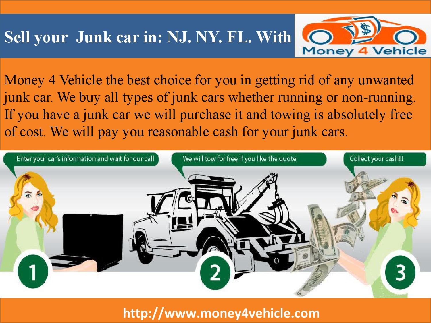Sell your junk car by money4vehicle01 - issuu