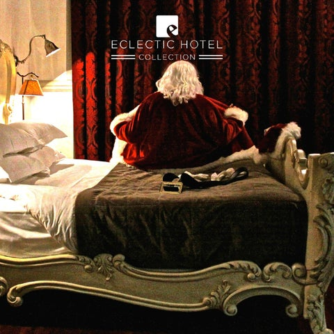 eclectic hotels 2015 christmas brochure - Eclectic Hotel 2015