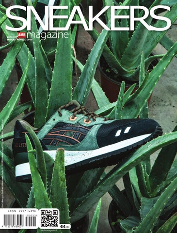 finest selection 4cc1a 17fd6 SNEAKERS magazine Issue 68 – Digital Edition by Sneakers Magazine ...
