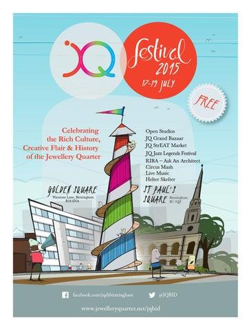 JQ Festival Newspaper by JQBID - issuu