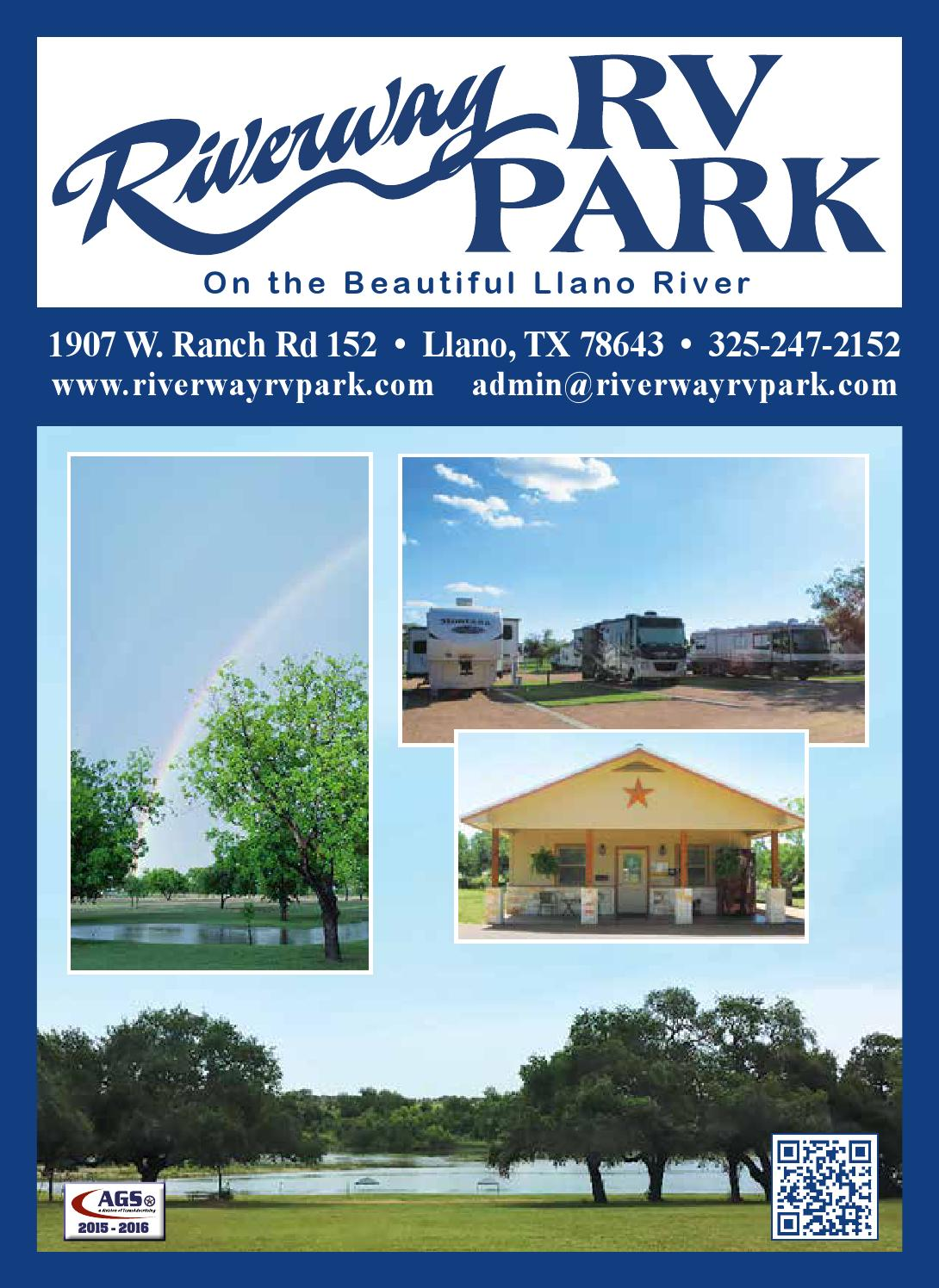 Riverway Rv Park By Ags Texas Advertising Issuu