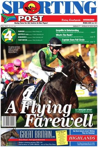 e15e6f4bc5ba7 ... 10-12 Apr 2137 Sporting Post by Sporting Post - issuu arrives 9f95c  93bae ...