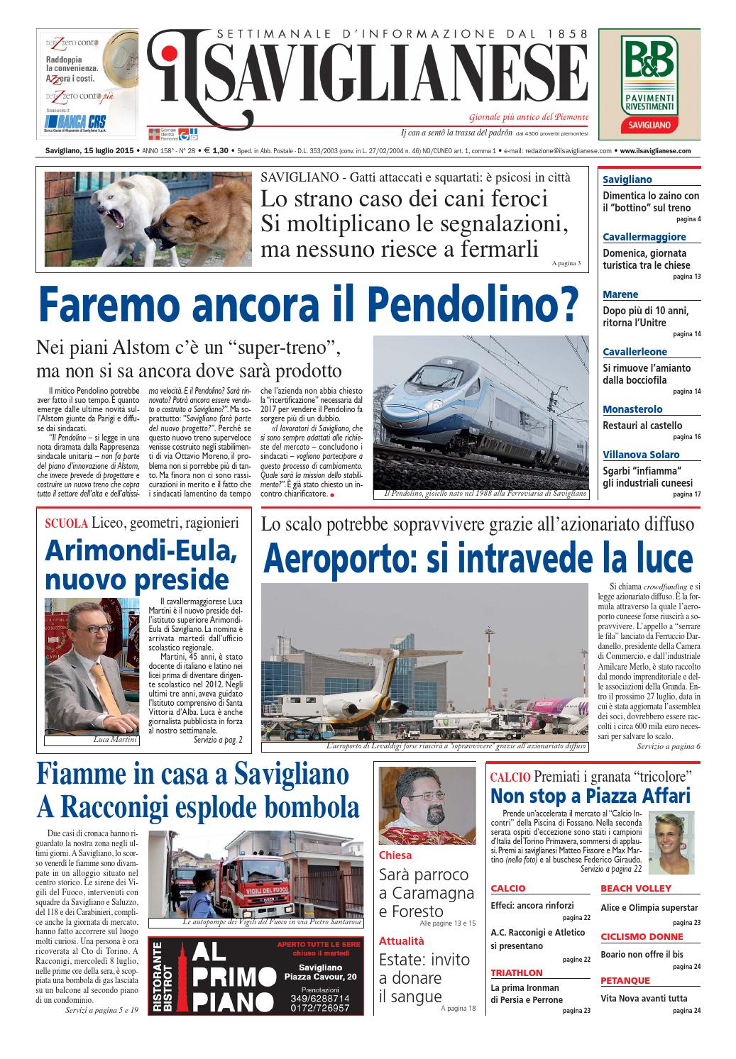 15 7 2015 by Valerio Maccagno - issuu 5acce4306ac2