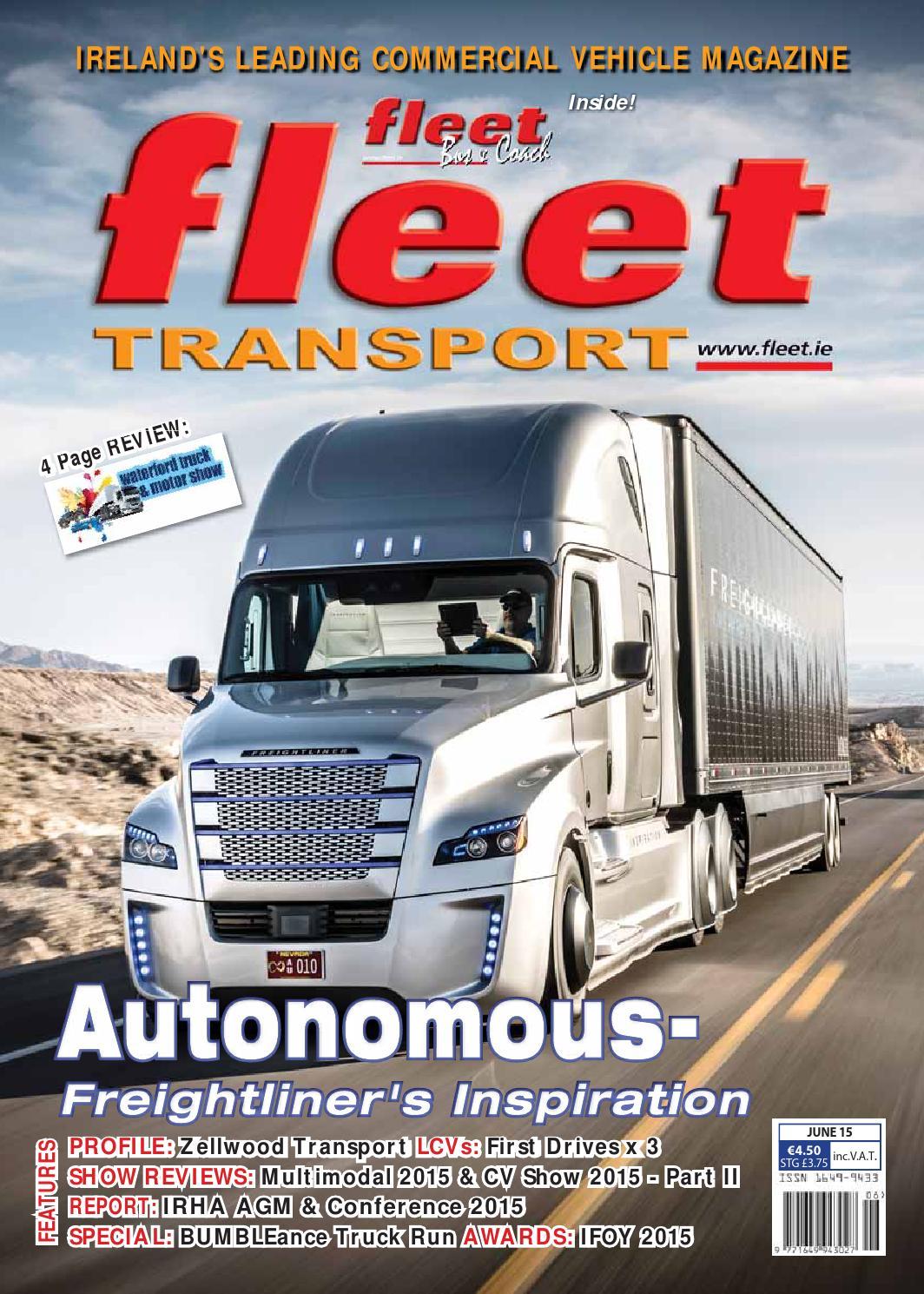 Fleet Transport June 2105 by Fleet Transport - issuu