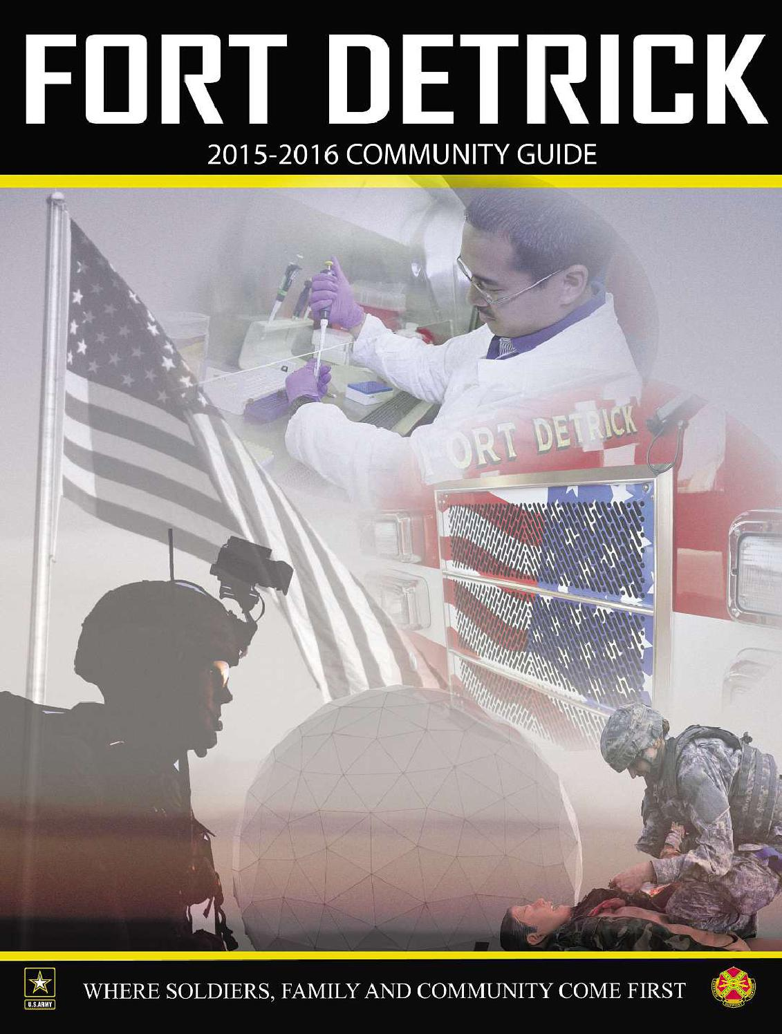 2015 detrick base guide by DCMilitary.Com - issuu