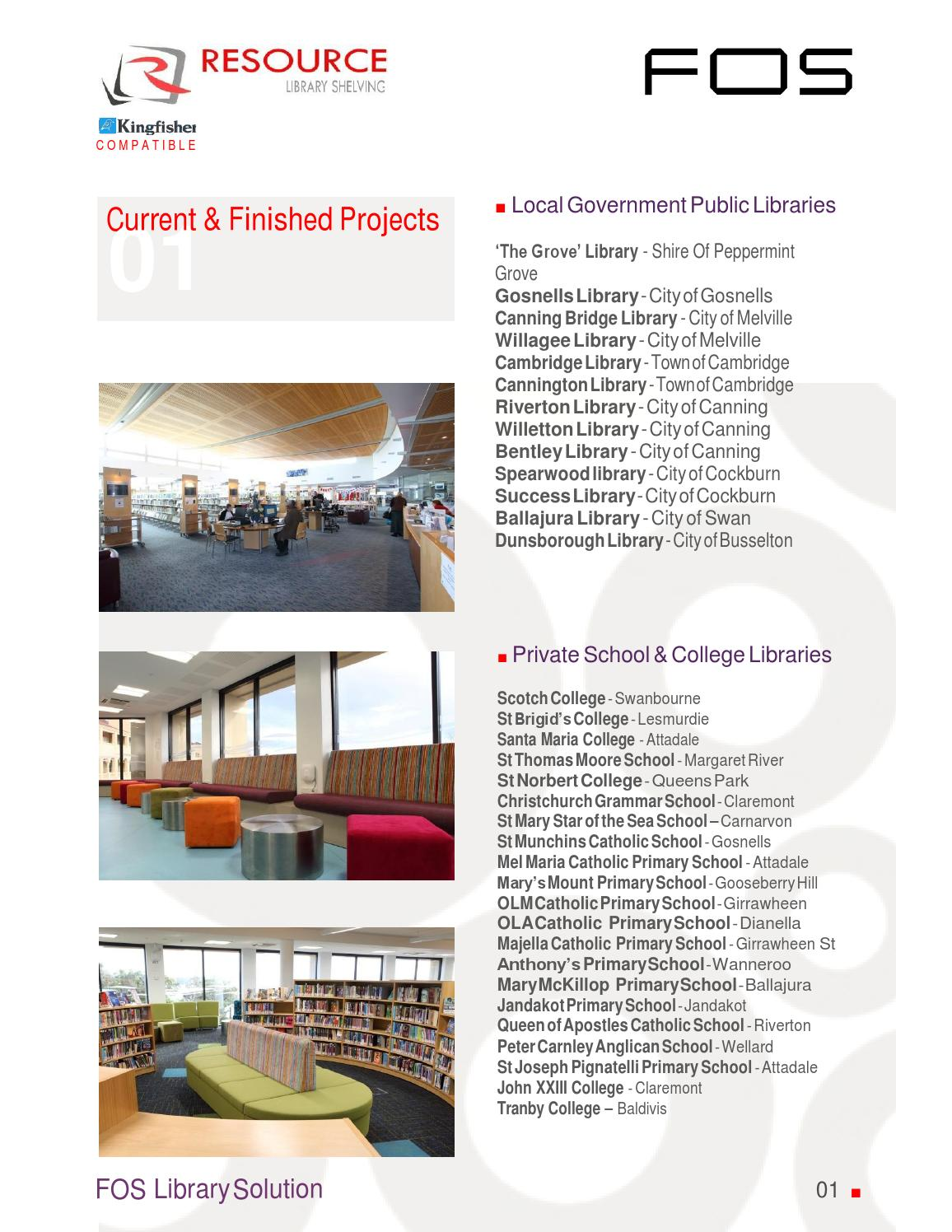 Fos Libraries Catalogue By Freiberg Office Solutions Issuu