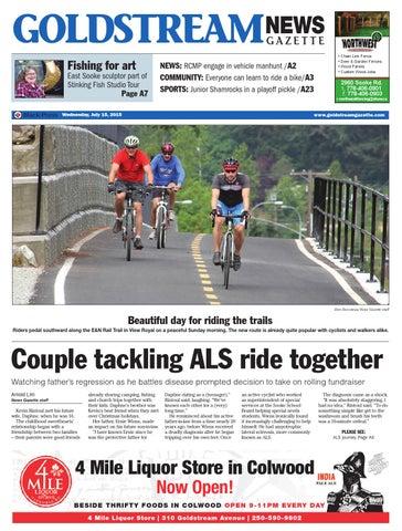 01cdd4bab8a Goldstream News Gazette, July 15, 2015 by Black Press - issuu