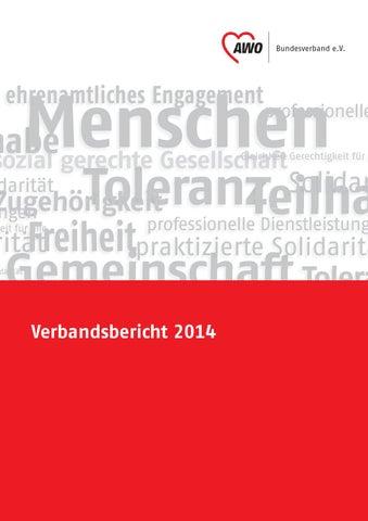 AWO Verbandsbericht 2014 by AWO Bundesverband - issuu