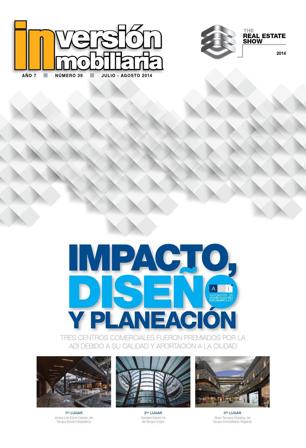 Inversión Inmobiliaria No 39 By Asociación De