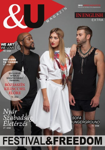 94c4679a27 &U Magazine 2015 jul. by &U Magazine - issuu