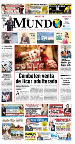 El Mundo Newspaper Austin 28 by El Mundo Newspaper - issuu 1d09a82e178