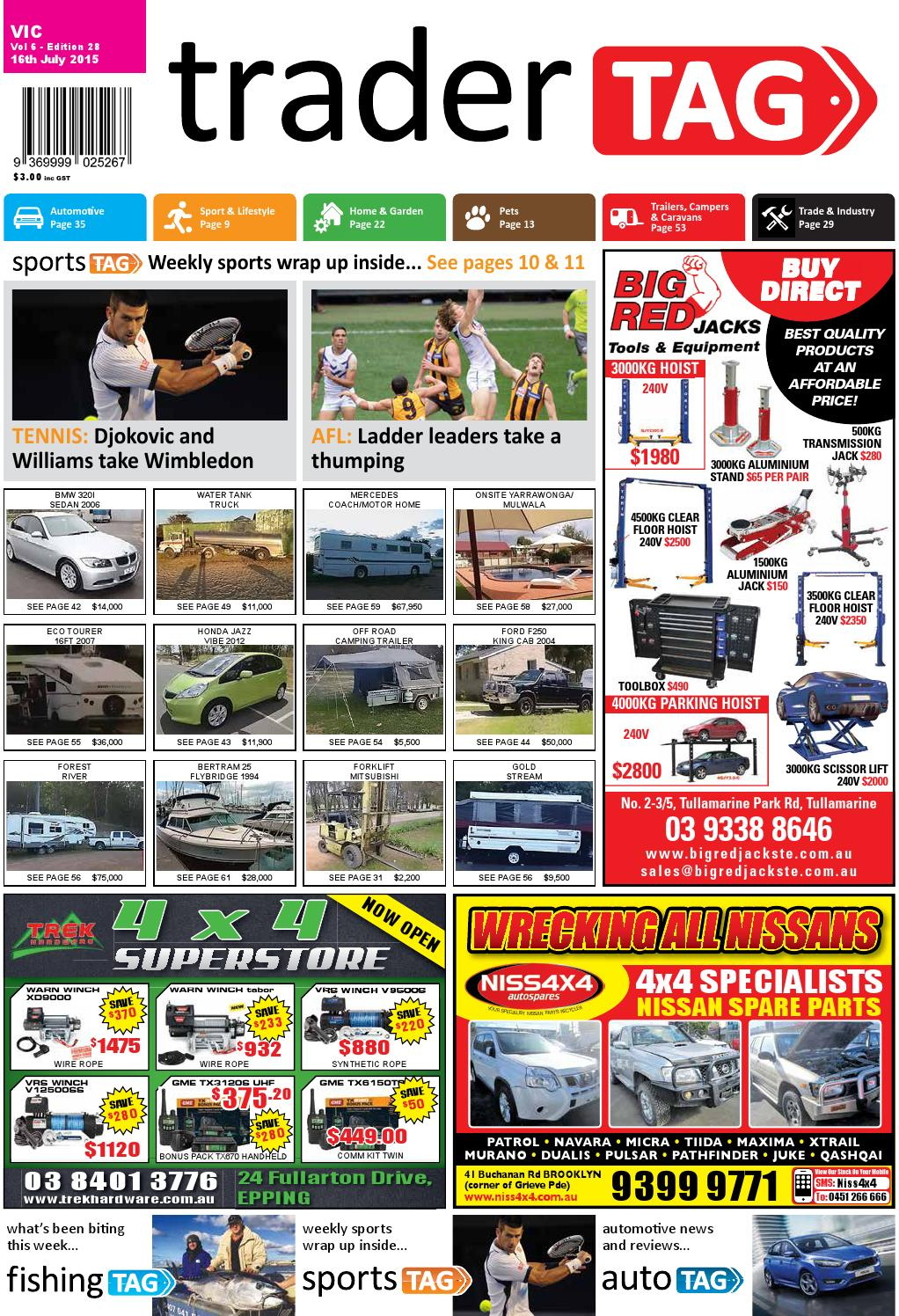 Tradertag Victoria Edition 28 2015 By Design Issuu 3100sfiv6enginediagram 1999 Chevy Lumina The Car Bucks And Stalls