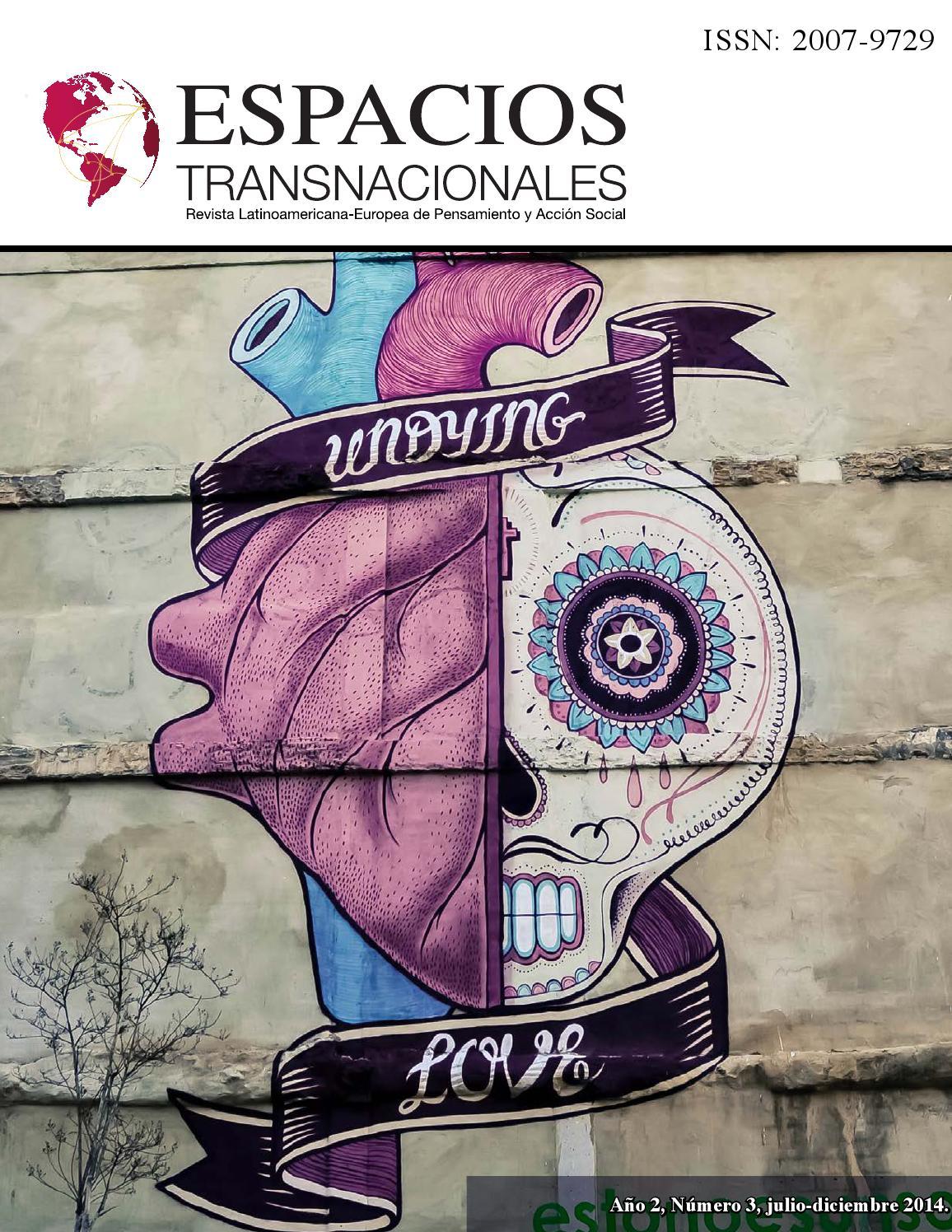 Espacios Transnacionales No. 3 by Espacios Transnacionales - issuu