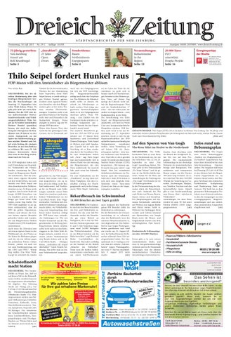 Dz online 029 15 c by Dreieich Zeitung fenbach Journal issuu