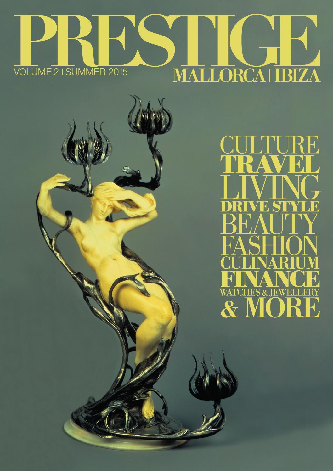 PRESTIGE Mallorca I Ibiza Voulme 2 by rundschauMEDIEN AG - issuu
