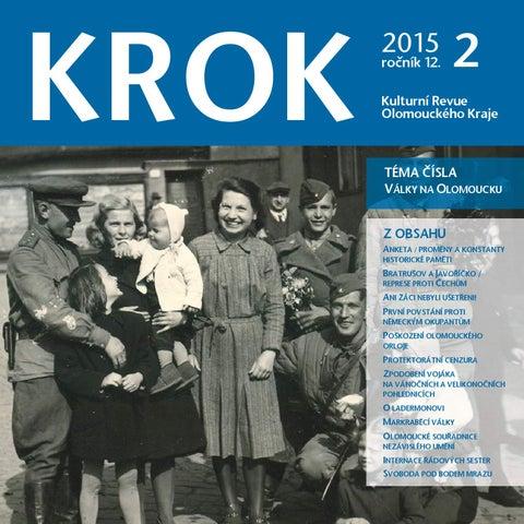 89d3bb2adb7 Krok 2 2015 by Vědecká knihovna v Olomouci - issuu