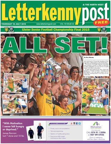 Letterkenny Post 16 07 15 By River Media Newspapers Issuu