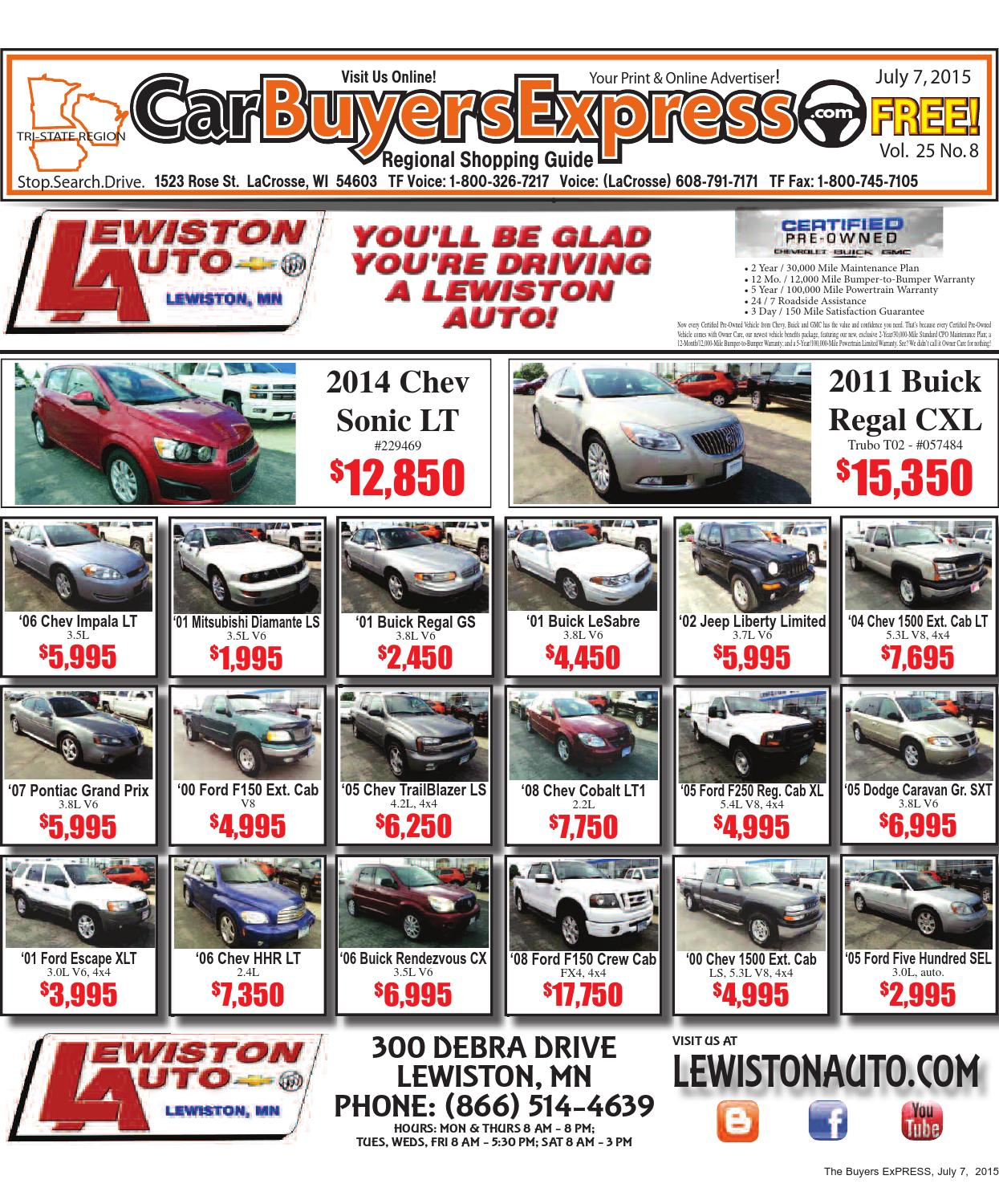 0fa3b8ea57377e CarBuyer Express by CarBuyersExpress - issuu