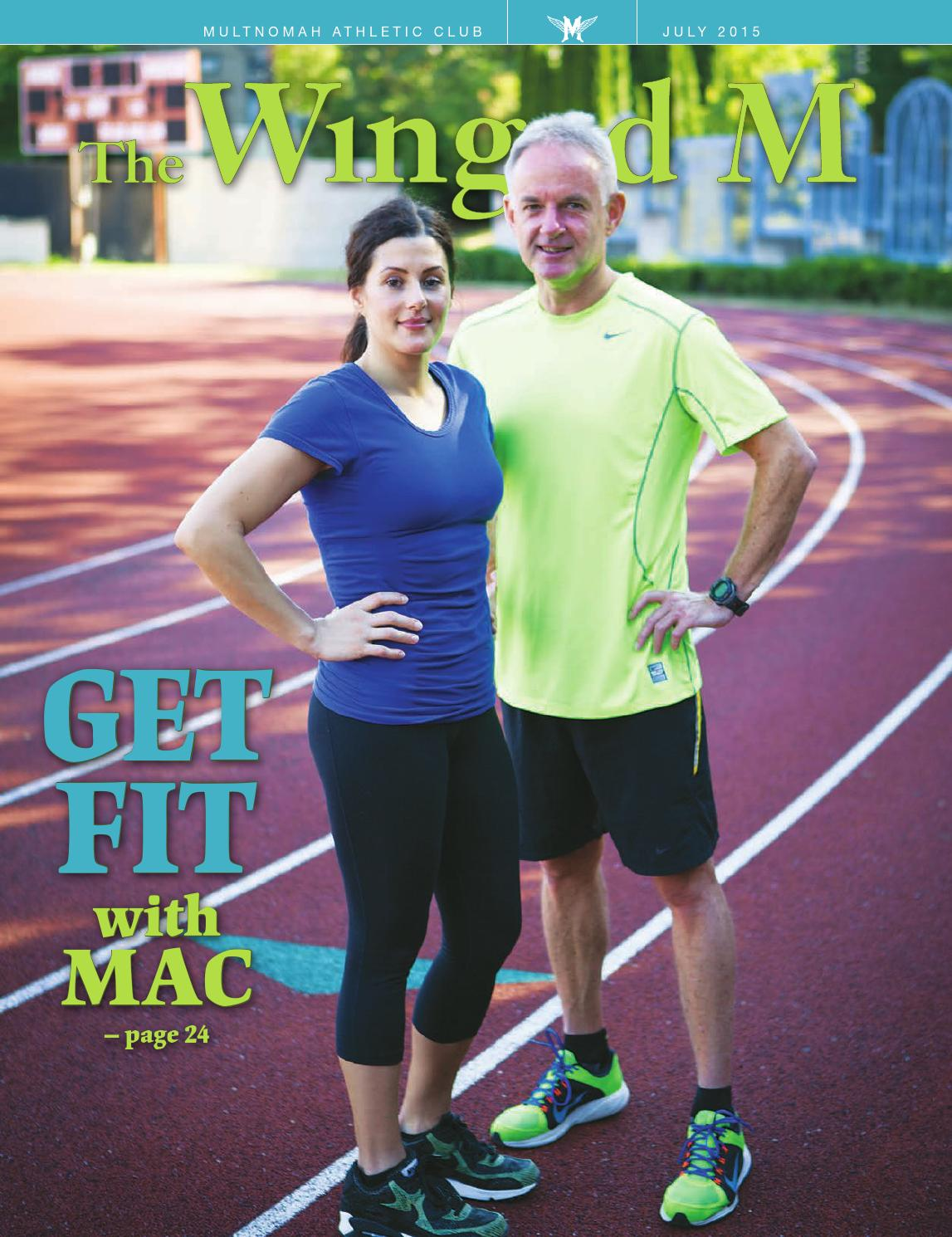 ea9bf6c335be The Winged M July 2015 by Multnomah Athletic Club - issuu
