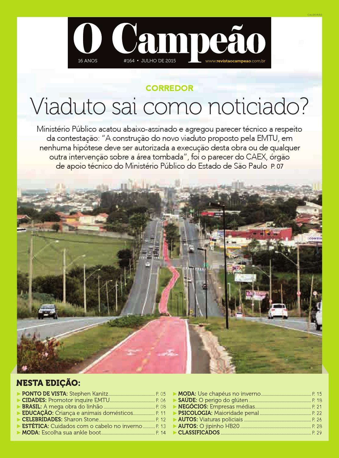 ad881244c0859 O campeão 164 by Eurípedes Freitas - issuu