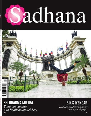 Sadhana No. 25 by Revista Sadhana - issuu 732e2e7e9143