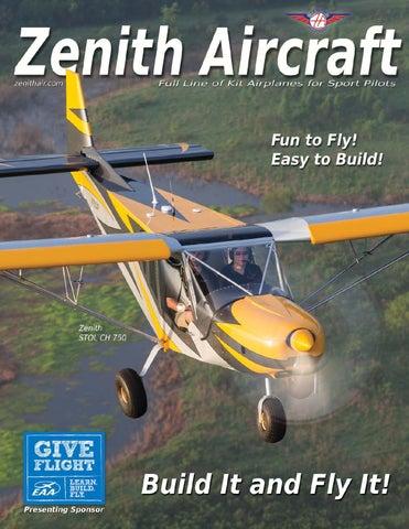 Zenith Aircraft (second edition 2015) by Zenith Aircraft