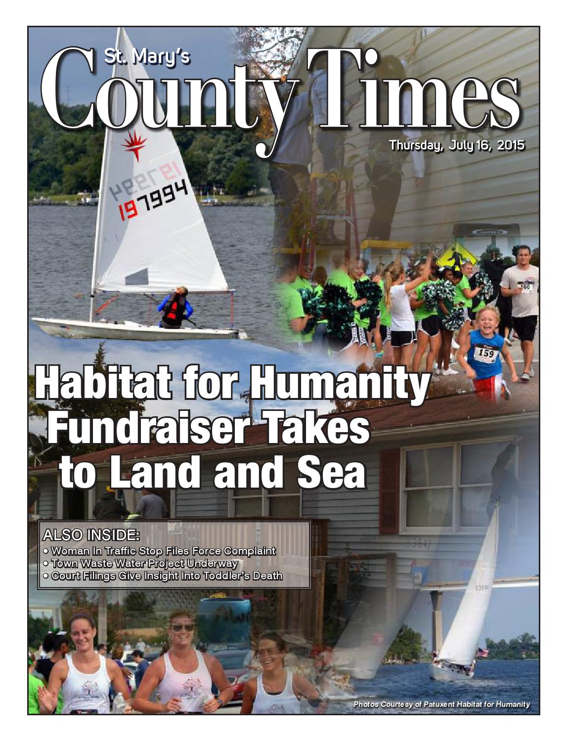2015-07-16 St  Mary's County Times by Southern Maryland