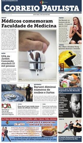 53b6fc7beb7 jornal Correio Paulista 1189 by Jornal Correio Paulista - issuu