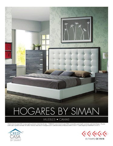 Revista Hogares By SIMAN - Muebles by Almacenes SIMAN - issuu