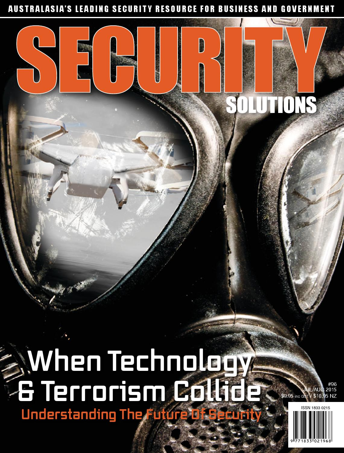 Security Solutions Magazine, Digital Issue #96 by Interactive Media