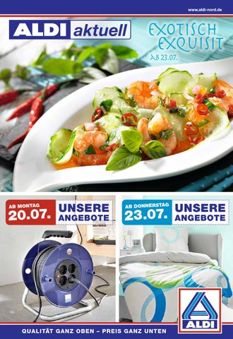 Aldi Nord Angebote Ab 200715 Onlineprospektcom By