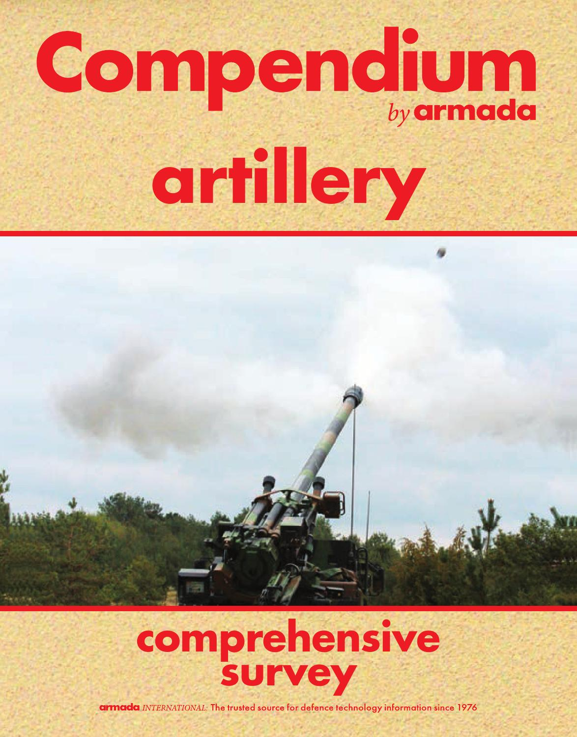 Artillery Compendium-Armada April-May 2015 by Armada International