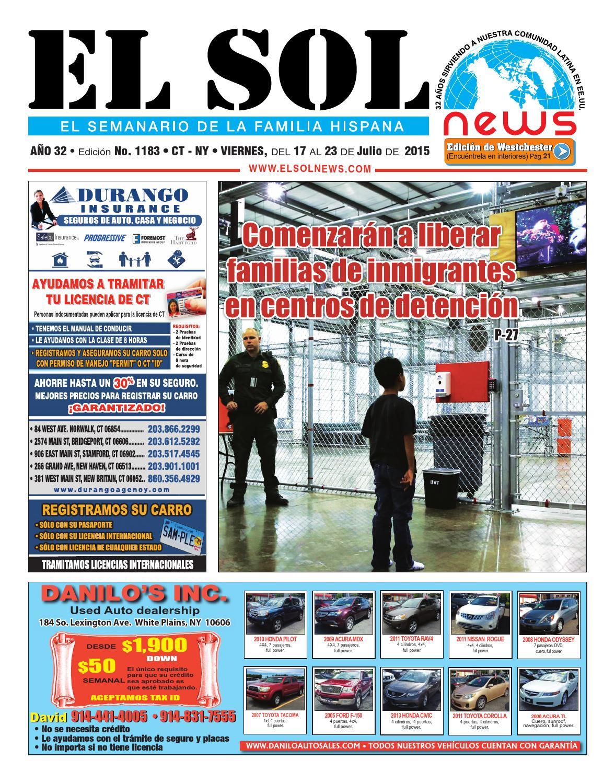 EL SOL News 1183 by EL SOL News - issuu