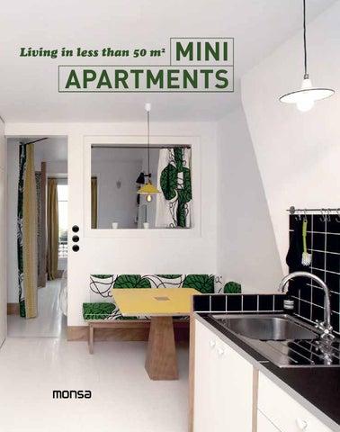 Mini Apartments mini apartments living in less than 50 m2 by monsa publications issuu