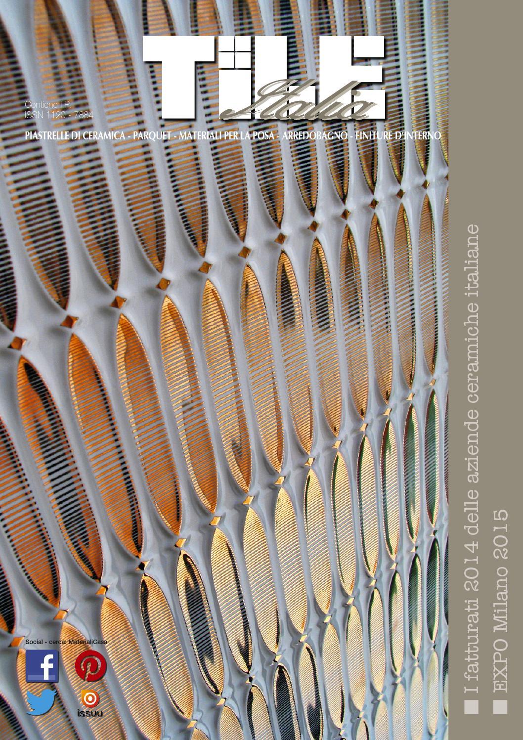 Tile Italia 3 2015 by Tile Edizioni - issuu f3d68d2e460