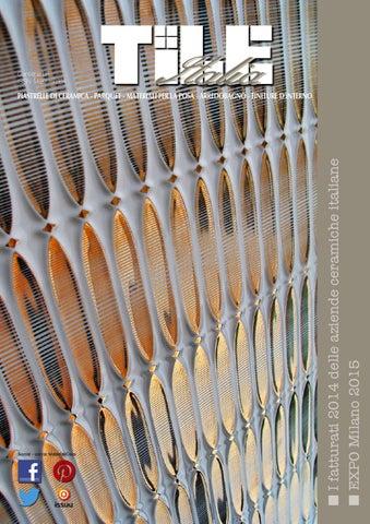 Supermercato Della Ceramica 2000 Srl.Tile Italia 3 2015 By Tile Edizioni Issuu