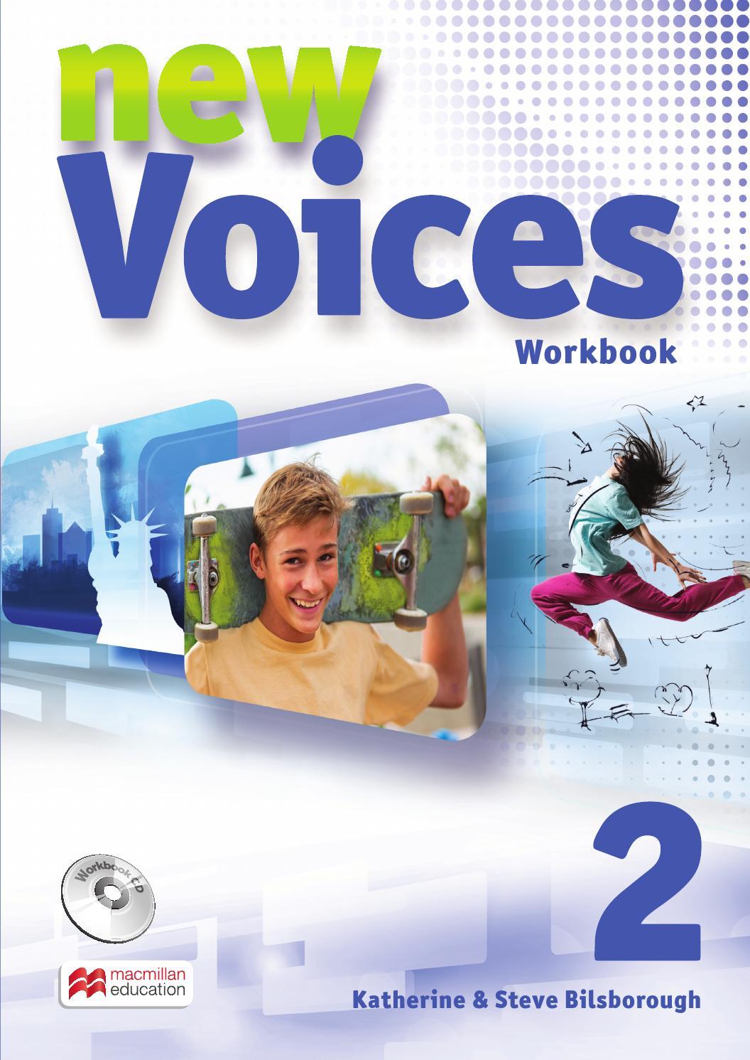 New voices 2 wb unit4 by Macmillan Polska Sp. z o.o. - issuuIssuuIssuu