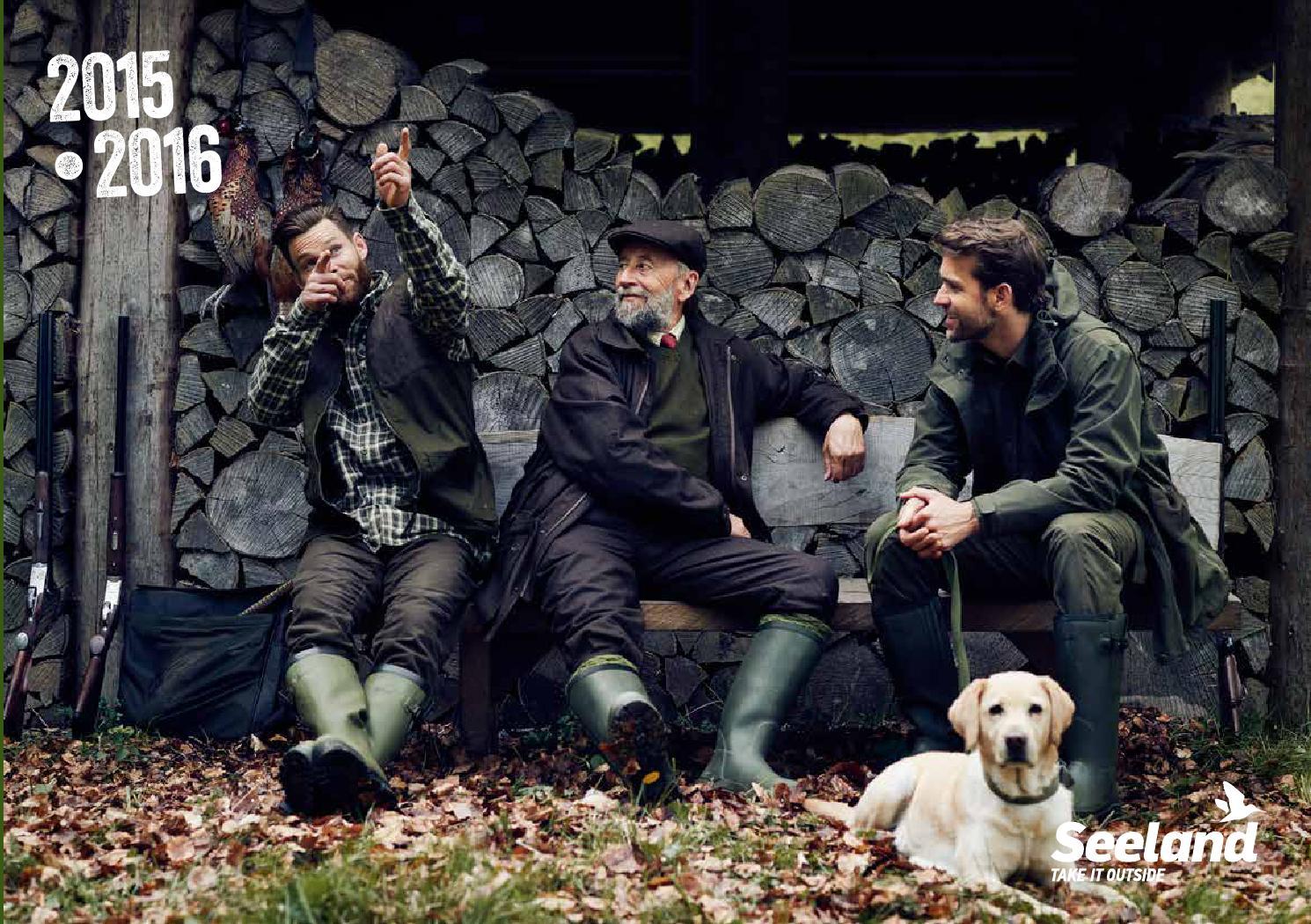 Seeland Crieff Treggings//TREKKINGS