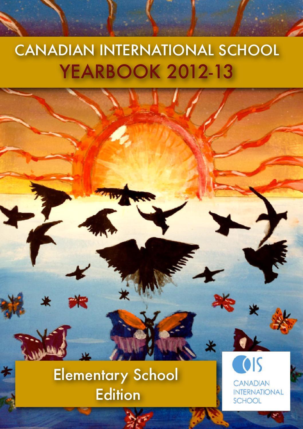 Canadian International School Yearbook 20 20 by madhukar sv   issuu