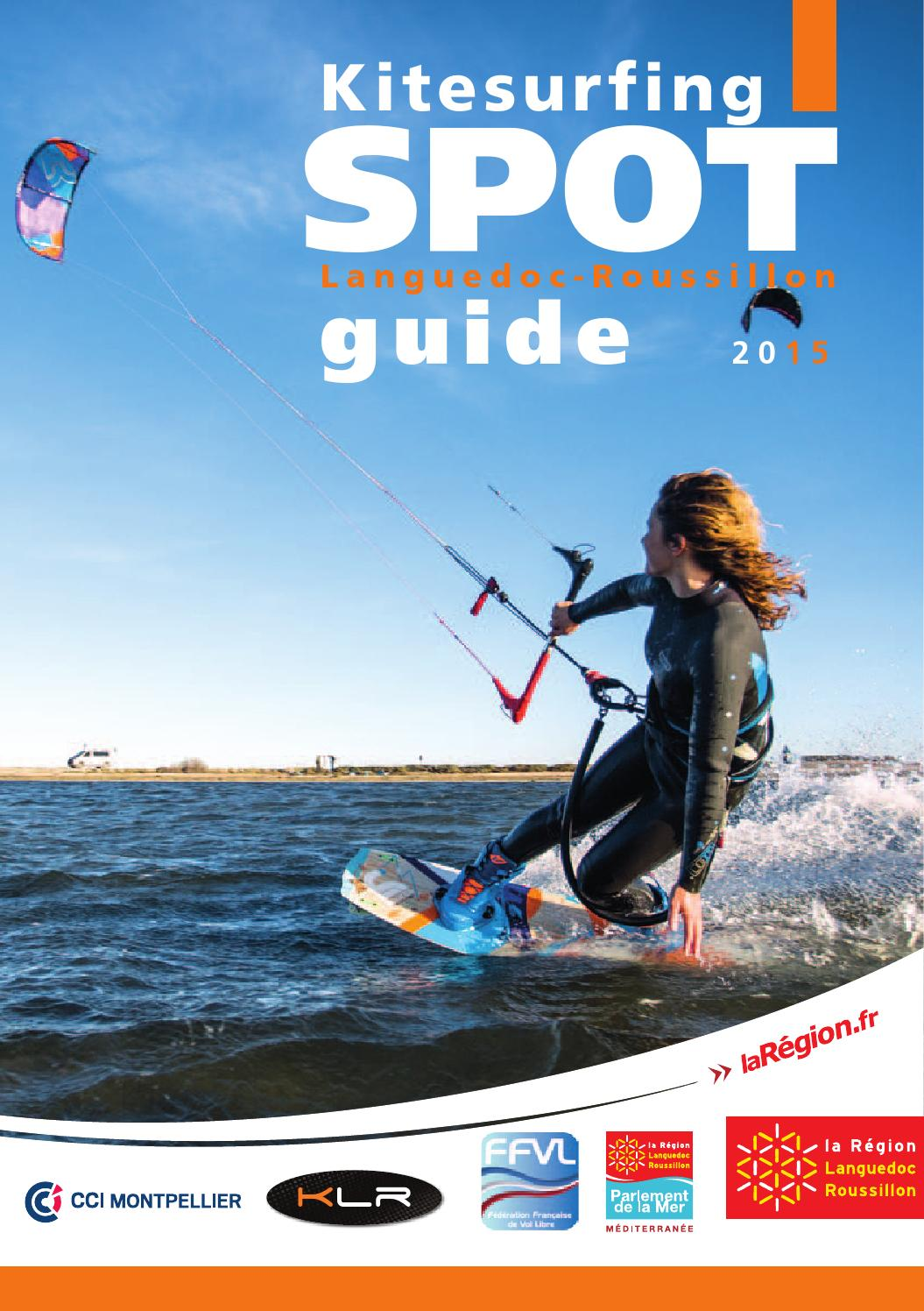 Kitesurfing Spot By Guide Des Spots 2015 Issuu