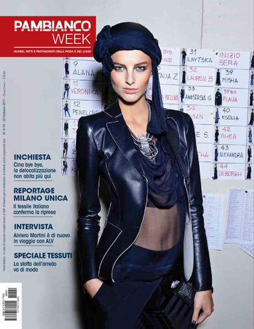 5bd6fe63a0 Pambianco WEEK N.4 VII by Pambianconews - issuu