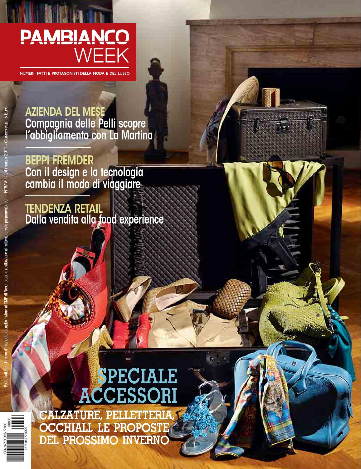 info for c2992 08752 Pambianco WEEK N.6 VII by Pambianconews - issuu