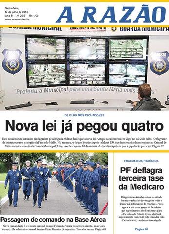 bc939c53496 Jornal A Razão 17 07 2015 by Jornal A Razão - issuu