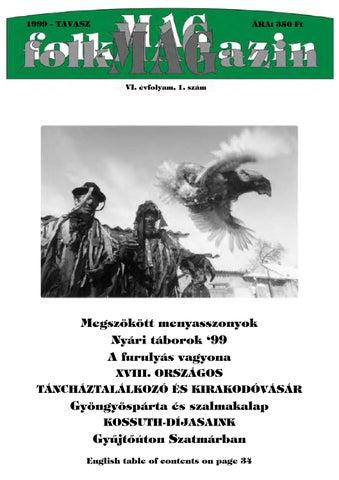 folkMAGazin 1999 1 by folkMAGazin - issuu 37da8322ce
