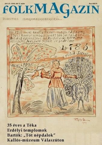 5d74e5e04c folkMAGazin 2011/5 by folkMAGazin - issuu
